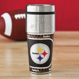 Personalized NFL Travel Tumbler (15 Teams) imagerjs