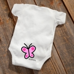 Personalized Baby Booty Bodysuit (8 Designs)