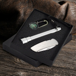 Personalized Outdoor Enthusiast Gift Set
