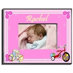 Personalized Blocks Frame (Girl)