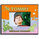 Personalized Dinosaur Frame