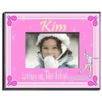 Personalized Ice Skater Frame