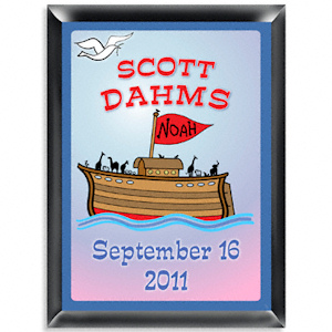 Personalized Noah's Ark Room Sign imagerjs