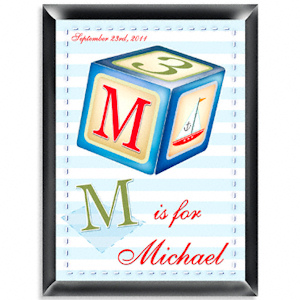 Personalized Sailor Boy Room Sign imagerjs