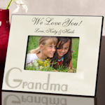 Personalized Memories Parchment Frame (6 Designs)