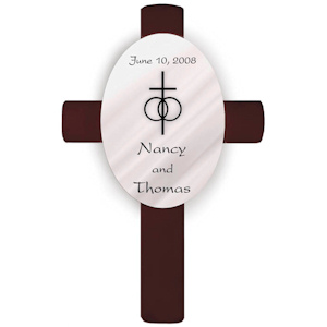 Personalized Wedding Crosses imagerjs