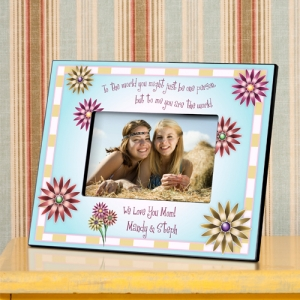 Personalized Mother's Poem Frame (4 Designs) imagerjs