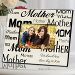 Personalized Mom & Mother Picture Frame