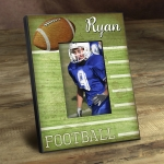 Personalized Kids Sports Picture Frames (7 Designs)