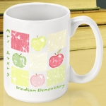 Personalized Teacher Coffee Mug (11 Designs)