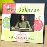 Personalized Teacher Picture Frame (11 Designs)