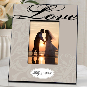 Personalized Love Picture Frame (3 Designs) imagerjs