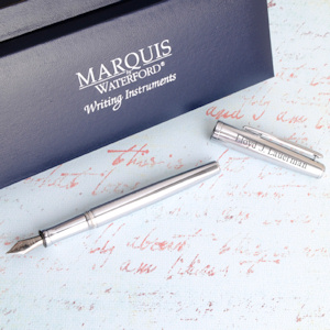 Personalized Waterford Claria Fountain Pen imagerjs