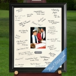 Celebrations Bar or Bat Mitzvah Signature Frame