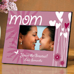 Personalized Mom Photo Frame (3 designs)