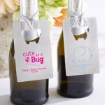 Personalized Silver Credit Card Bottle Opener Favors