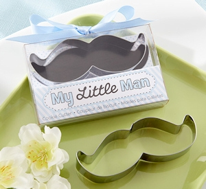 'My Little Man' Mustache Cookie Cutter imagerjs