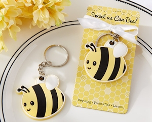 Sweet as Can Bee! Baby Bee Keychain imagerjs