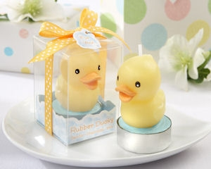 Rubber Ducky Candle (Set of 4) imagerjs