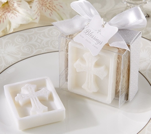 Blessings Cross Themed Soap Favor imagerjs