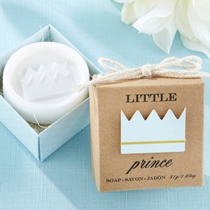 Little Prince Soap Baby Boy Shower Favors imagerjs