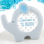 Little Peanut Blue Elephant Photo Frame Favors