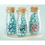 Personalized It's a Boy Printed Milk Jar (Set of 12)