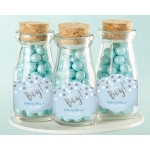 Personalized It's a Boy Milk Jar (Set of 12)