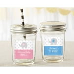Personalized Little Peanut Mason Jar (Set of 12)