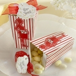 'About to Pop' Popcorn Favor Boxes (Set of 24)