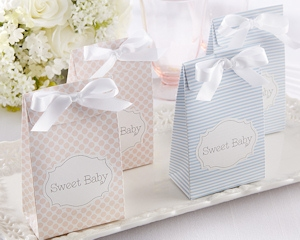 Sweet Baby Candy Bags - Pink or Blue (Set of 24) imagerjs