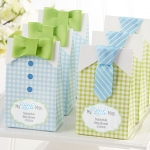 My Little Man Personalized Candy Bags (Set of 24)