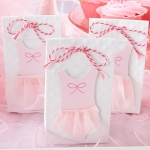 Tutu Cute Baby Shower Favor Bags (Set of 24)