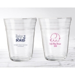 Personalized Baby Shower Party Cup Glass Favors