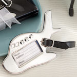 Airplane Luggage Tag Shower Favor