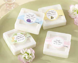 Personalized Baby Scented Soap-Set of 12 imagerjs