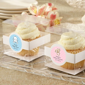 Personalized Baby Cupcake Boxes (Set of 12) imagerjs