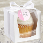 Sweetness & Light Baby Cupcake Boxes (Set of 12)
