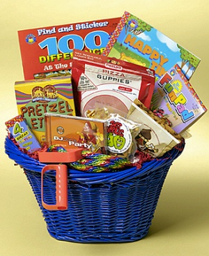 Kids Activities Basket image