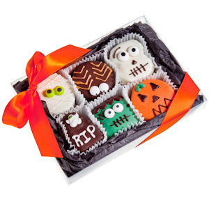 Halloween Brownie Gift Box imagerjs