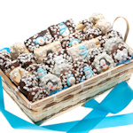 Winter 30 Piece Dessert Gift Basket