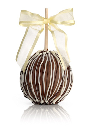 Triple Chocolate Caramel Apple imagerjs