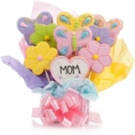 Just 4 Mom Cookie Bouquet