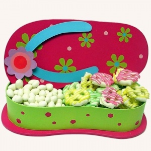 Flip Flop Box of Summer Sweets data-pin-no-hover=