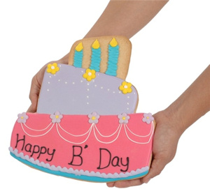 Giant Birthday Cake Sugar Cookie imagerjs