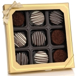 Classic Chocolate Dipped Oreos Gift Box
