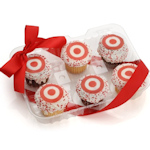 Corporate Mini Cupcake Treats - Box of 6