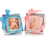 Gift Boxed Baby Photo Cookie