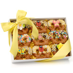 Spring Chocolate Pretzel Twists - Box of 9