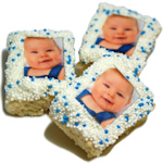 Customized Mini Baby Rice Krispies